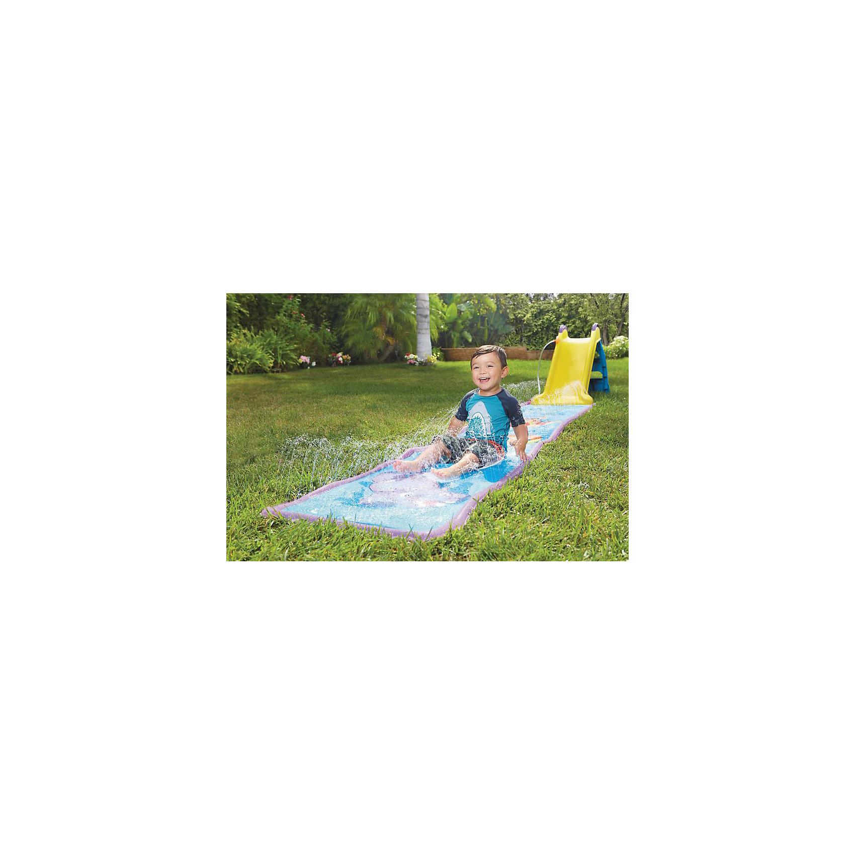 Горка, складная, с удлинненым скатом, Little TikesГорка Little Tikes - отличный атрибут для активного отдыха на свежем воздухе! Она оснащена удлиненным скатом, на яркой поверхности которого изображены веселые животные. Вода превратит катание с горки в веселое, увлекательное развлечение! Заполните скат водой - при катании ребенка она под действием давления будет брызгать из специальных отверстий веселыми фонтанчиками! Горка выполнена из пластика высокого качества, прочного и безопасного для детей. Для дополнительного удобства и безопасности ребенка горка оснащена широкими ручками-держателями, которые помогут крохе взобраться наверх.<br>При монтаже горки не требуются инструменты, она достаточно легко собирается и разбирается, при этом устойчиво стоит на поверхности.<br><br>Дополнительная информация:<br><br>- Материал: пластик.<br>- Максимальный нагрузка: 27 кг.<br>- Длина ската: 3 м.<br><br>Горку складную, с удлинённым скатом, Little Tikes (Литл Тайкс), можно купить в нашем магазине.<br><br>Ширина мм: 1160<br>Глубина мм: 510<br>Высота мм: 230<br>Вес г: 5360<br>Возраст от месяцев: 36<br>Возраст до месяцев: 96<br>Пол: Унисекс<br>Возраст: Детский<br>SKU: 4724046