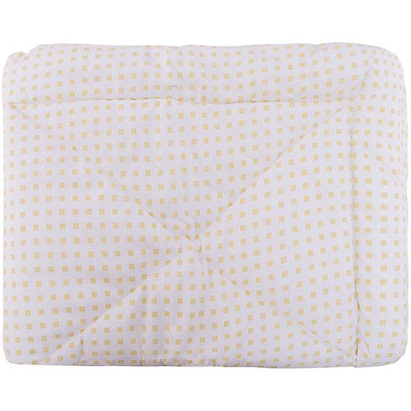 Одеяло детское ЗимаОдеяла<br>Легкое и удобное, а главное теплое, зимнее одеяло специально для вашего малыша.<br><br>Дополнительная информация:<br><br>-  Безопасно для здоровья.<br>- Верхняя ткань - бязь (100% хлопок),<br>- Наполнитель: высокосиликонизированное волокно Лебяжий пух 100%, полиэстер 200 гр.<br>- Производство: Россия. Товар сертифицирован.<br>-  Размер: 105х140 см<br>Размер в упаковке: 45х4х35 см.<br>Вес в упаковке: 750 г.<br><br>Детское одеяло Зима можно купить в нашем магазине.<br><br>Ширина мм: 450<br>Глубина мм: 40<br>Высота мм: 350<br>Вес г: 750<br>Возраст от месяцев: 0<br>Возраст до месяцев: 36<br>Пол: Унисекс<br>Возраст: Детский<br>SKU: 4724676