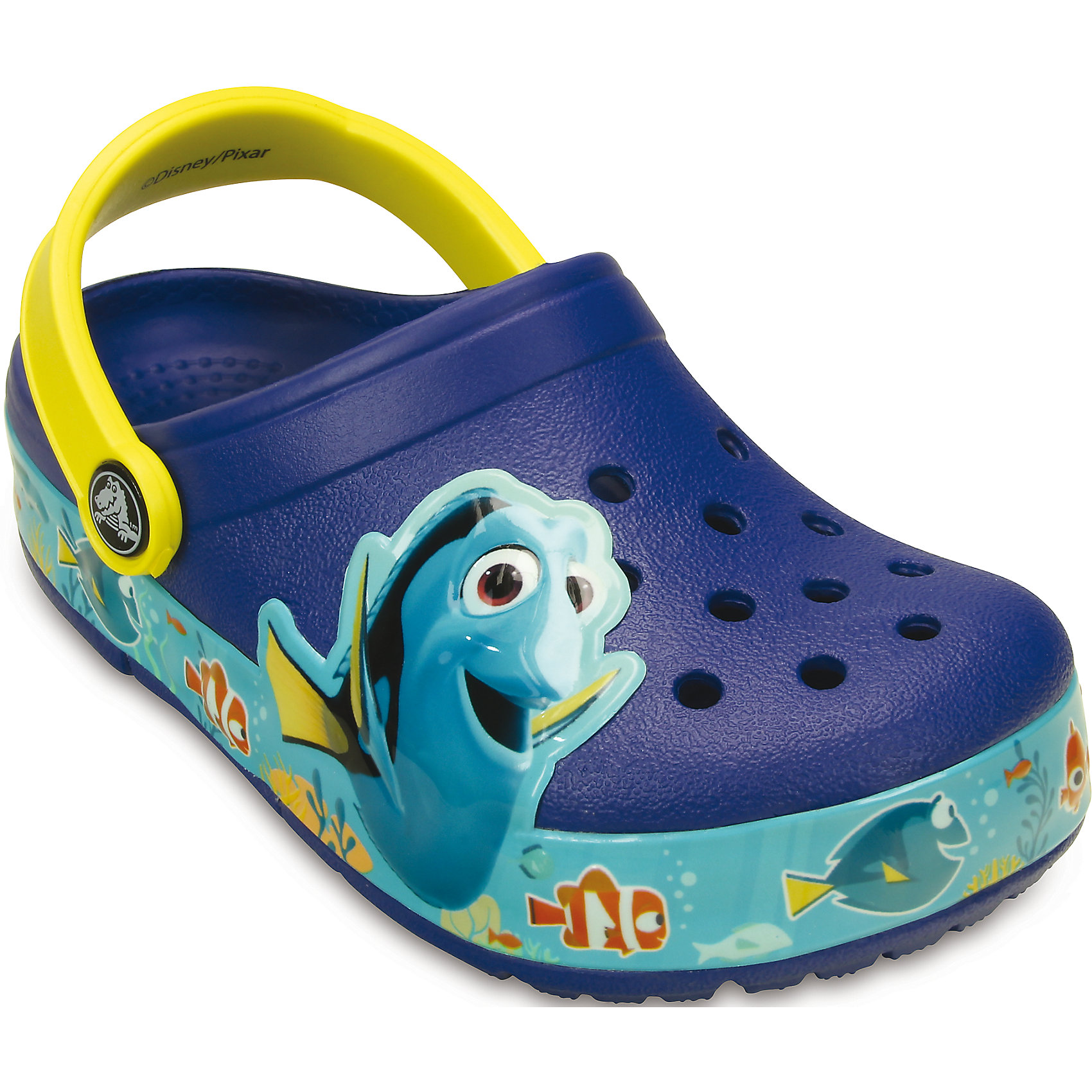 Сабо Crocs Lights Finding Dory Clog K Crocs