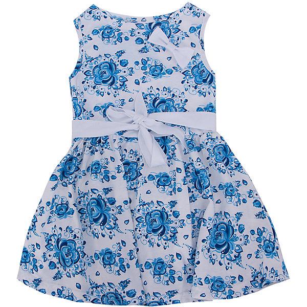 Платье для девочки АпрельПлатья и сарафаны<br>Платье Апрель<br>Легкое летнее платье с поясом приведет в восторг юных модниц. Платье изготовлено из тонкого прочного хлопкового трикотажного полотна - кулир. Детская одежда из кулира отлично пропускает воздух, что идеально подходит для жаркого и знойного лета. Приятная на ощупь ткань исключит риск возникновения аллергии или раздражения при соприкосновении с нежной детской кожей. Простота в уходе делает изделие отличным вариантом для повседневного гардероба ребёнка. Дети очень активны и подвижны, а благодаря современным лекалам, используемым при производстве модели, ваше чадо будет свободно двигаться, и принимать активное участие в играх. Новейшее оборудование на производстве обеспечивает надёжность швов и длительный срок службы изделия.<br><br>Дополнительная информация:<br><br>- Сезон: лето<br>- Комплектация: платье, пояс с бантом<br>- Цвет: гжель бирюза, белый<br>- Без рукавов<br>- Без застежек<br>- Длина юбки: мини<br>- Без карманов<br>- По назначению: повседневный стиль<br>- Ткань: кулир<br>- Состав: 100 % хлопок<br><br>Платье Апрель можно купить в нашем интернет-магазине.<br><br>Ширина мм: 236<br>Глубина мм: 16<br>Высота мм: 184<br>Вес г: 177<br>Цвет: бирюзовый<br>Возраст от месяцев: 36<br>Возраст до месяцев: 48<br>Пол: Женский<br>Возраст: Детский<br>Размер: 104,98<br>SKU: 4726453
