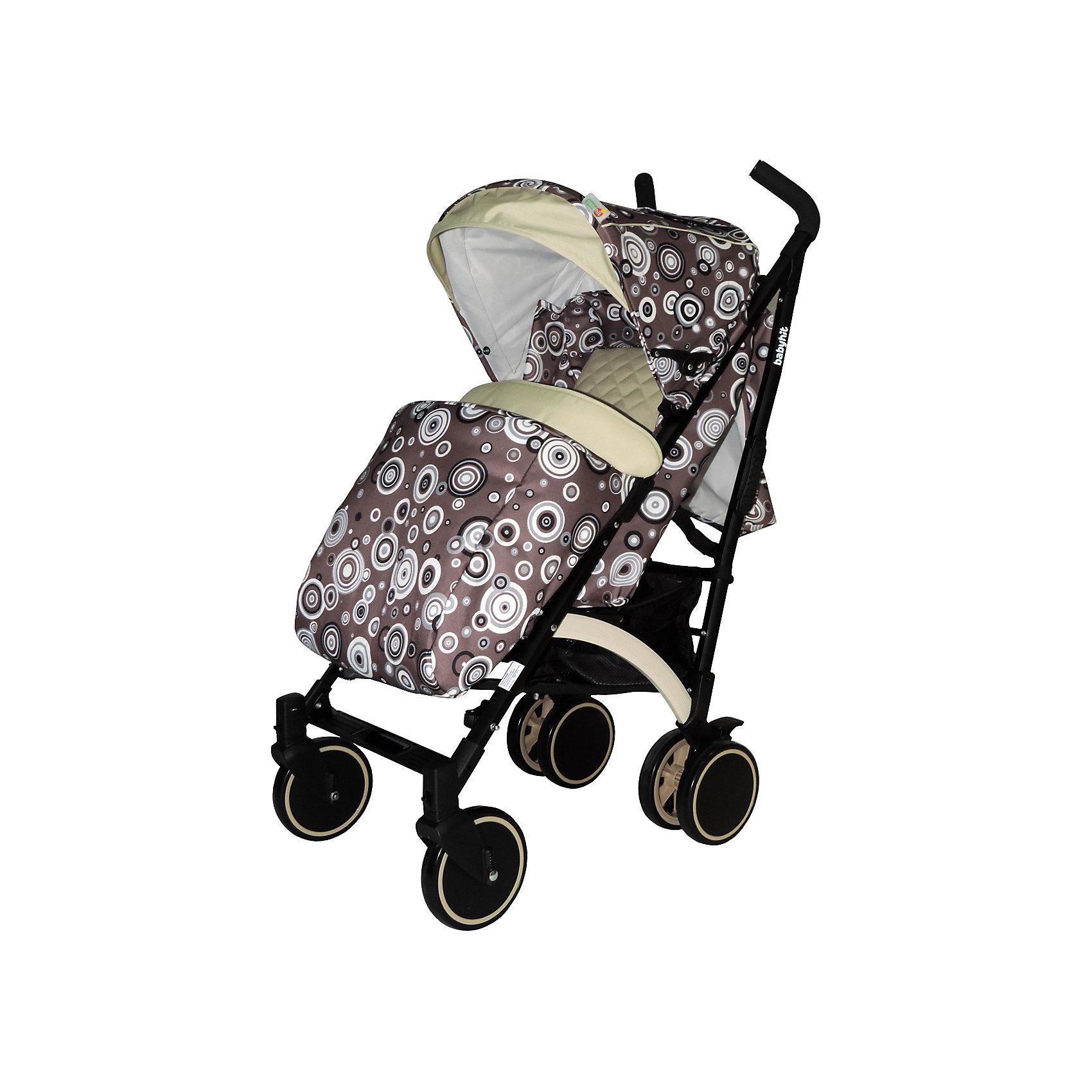 Коляска-трость Rainbow, Baby Hit, какаоДополнительная информация:<br><br>Спинка сиденья регулируется в 3-х положениях для комфортного отдыха ребенка.<br>5-ти точечные ремни безопасности с мягкими плечевыми накладками и паховый ремень надежно удержат малыша на прогулке.<br>Бампер предназначен для дополнительной безопасности, снимается при необходимости.<br>Подножка регулируемая.<br>Капюшон-батискаф опускается до бампера.<br>Передние поворотные колеса с возможностью фиксации в положении прямо.<br>Все колеса амортизированы.<br>В сложенном виде коляску легко переносить с помощью удобной ручки.<br>Коляска автоматически блокируется при складывании.<br>Корзинка для покупок расположена в нижней части коляски.<br>Размеры коляски в разложенном виде: 85/43/108 см.<br>Ширина сиденья: 35 см.<br>Высота спинки: 47 см.<br>Глубина сиденья: 25 см.<br>Длина подножки: 13 см.<br>Размер спального места при поднятой подножке - 85 х 35 см.  <br>Диаметр колес: 18 см.<br>Вес коляски - 7,4 кг.<br>В комплекте:<br>Чехол для ножек. <br>Дождевик.<br>Москитная сетка.<br>Корзинка для покупок.<br>Сумка (нет в комплекте у колясок в расцветках: бежевый, голубой, малиновый).<br><br>Коляску-трость Rainbow, Baby Hit, какао можно купить в нашем магазине.<br><br>Ширина мм: 260<br>Глубина мм: 250<br>Высота мм: 900<br>Вес г: 8700<br>Возраст от месяцев: 6<br>Возраст до месяцев: 36<br>Пол: Унисекс<br>Возраст: Детский<br>SKU: 4726618