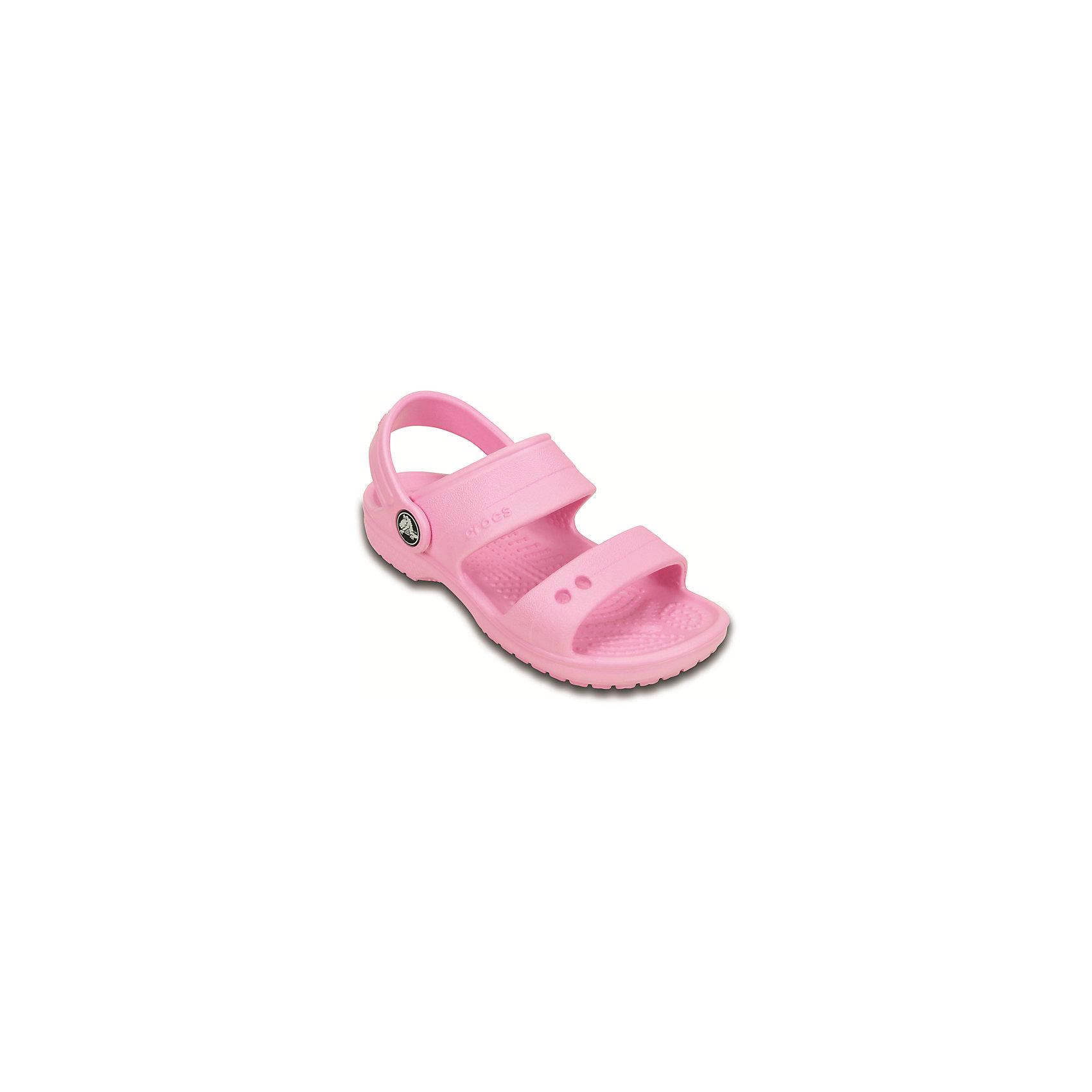 crocs Сандали для девочки CROCS сандали cristhalia сандали