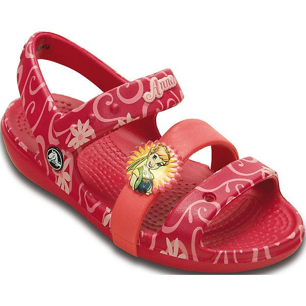 Купить со скидкой Босоножки  Keeley Frozen Fever Sandal для девочки Crocs