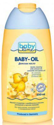 Детское масло, Babyline, 250 мл.