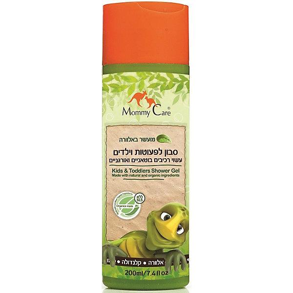 Натуральный гель для душа, Mommy Care, 200 мл.Косметика для малыша<br>Жидкое мыло для ежедневного использования в душе и ванне подходит для самой чувствительной кожи детей и взрослых. Мягко ухаживает за кожей.<br>Натуральное травяное мыло включает экстракты календулы, ромашки и алоэ вера, которые прекрасно снимают раздражение кожи и способствуют заживлению малейших ссадин. <br>Не содержит химических компонентов, парабенов, фталатов и SLS.<br><br>Ширина мм: 143<br>Глубина мм: 500<br>Высота мм: 60<br>Вес г: 220<br>Возраст от месяцев: -2147483648<br>Возраст до месяцев: 2147483647<br>Пол: Унисекс<br>Возраст: Детский<br>SKU: 4729833