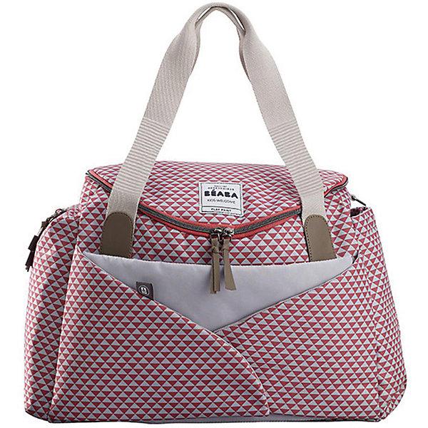 Сумка для мамы SYDNEY II, Beaba, marsalaСумки для колясок<br>Удобная качественная сумка создана специально для мам. Она позволяет с удобством разместить все необходимые малышу вещи. На сумке - удобный широкий ремень для переноски.  Сумка имеет 3 специальных отделения. <br>В комплекте - место для пеленания ребенка. Нужные вещи в сумке не промокнут! Модель  - очень удобная и прочная. Изделие произведено из качественных и безопасных для малышей материалов, оно соответствуют всем современным требованиям безопасности.<br> <br>Дополнительная информация:<br><br>цвет: разноцветный;<br>материал: полиэстер;<br>карман для грязного белья;<br>место для пеленания ребенка кокон;<br>съемная перегородка;<br>съемный плечевой ремень;<br>крепления на коляску;<br>размер 53 x 21.5 x 33.5 см.<br><br>Сумку для мамы  SYDNEY II, marsala, от компании Beaba можно купить в нашем магазине.<br>Ширина мм: 530; Глубина мм: 215; Высота мм: 335; Вес г: 1140; Возраст от месяцев: 0; Возраст до месяцев: 36; Пол: Унисекс; Возраст: Детский; SKU: 4732008;