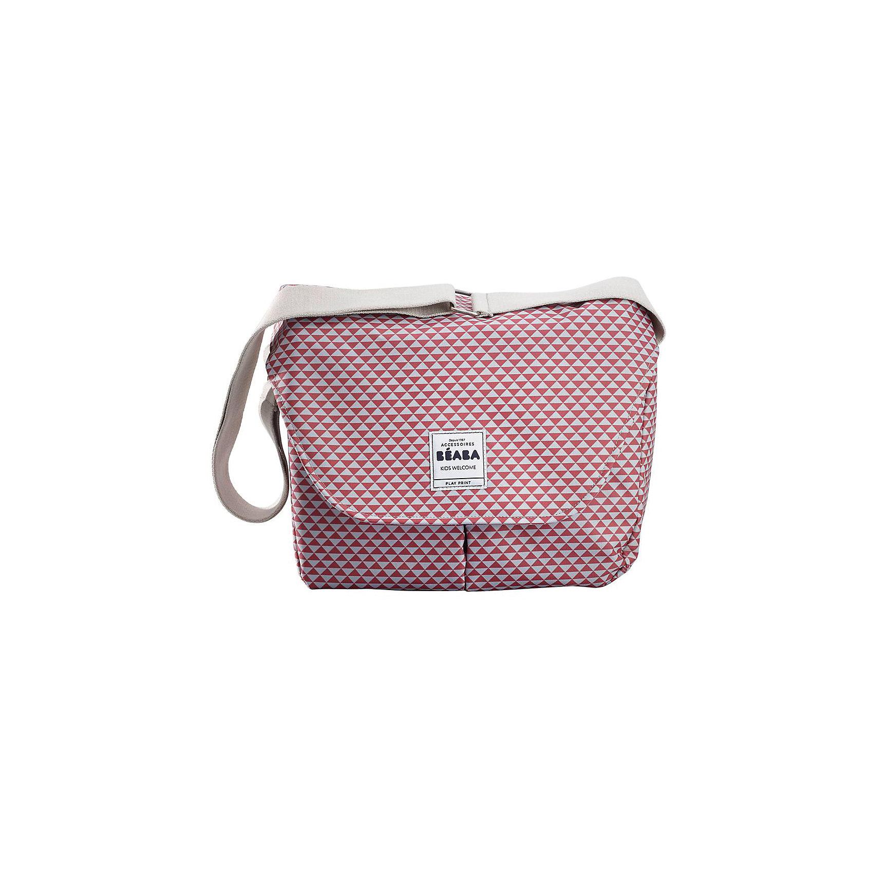 Сумка для мамы VIANNA II, Beaba, marsalaМодная качественная сумка создана специально для мам. Она позволяет с удобством разместить все необходимые малышу вещи. На сумке - удобный широкий ремень для переноски. Удобная сумка с набором аксессуаров в комплекте, а так же со множеством отделений для полезных мелочей, которые всегда должны быть под рукой, идеально подойдет для современной заботливой мамы.<br>Сумка состоит из одного основного вместительного отделения на застежке-молнии, внутри которого имеются два больших кармашка, внешние карманы, в которых расположен матрасик для пеленания. Модель  - очень удобная и прочная. Изделие произведено из качественных и безопасных для малышей материалов, оно соответствуют всем современным требованиям безопасности.<br> <br>Дополнительная информация:<br><br>цвет: разноцветный;<br>материал: текстиль;<br>матрасик для пеленания, с мягкой махровой поверхностью;<br>мешочек для сменной одежды;<br>термокармашек на застежке-молнии для бутылочек с детским питанием;<br>регулируемый пристегивающийся широкий ремень;<br>размер 36 x 21 x 31.5 см.<br><br>Сумку для мамы VIENNA II, marsala, от компании Beaba можно купить в нашем магазине.<br><br>Ширина мм: 400<br>Глубина мм: 210<br>Высота мм: 315<br>Вес г: 800<br>Возраст от месяцев: 0<br>Возраст до месяцев: 36<br>Пол: Унисекс<br>Возраст: Детский<br>SKU: 4732012