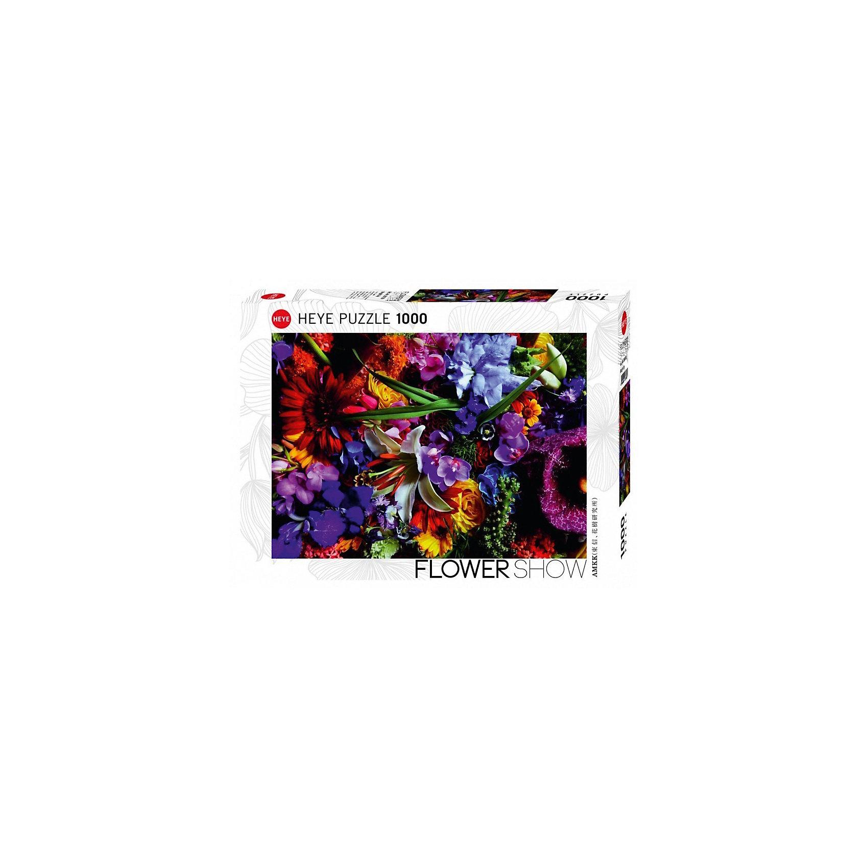 Пазл Букет с лилиями, 1000 деталей, HEYEПазлы для детей постарше<br>Пазл Букет с лилиями, 1000 деталей, HEYE (ХЕЙЕ) - прекрасное антистрессовое средство для взрослых и замечательная развивающая игра для детей.<br>Авторский пазл японский флориста, дизайнера и художника Макото Азума Букет с лилиями без сомнения, придется вам по душе и подарит несколько вечеров творчества. Собрав пазл из 1000 элементов, вы получите замечательную картину с изображением удивительного цветочного ковра сотканного из великолепных цветов и листьев. Красочный пазл состоит из глянцевых, приятных на ощупь деталей с идеальной проклейкой. Точная нарезка гарантирует легкость стыковки и многократность сборки без потери внешнего вида. Для изготовления своих пазлов компания HEYE (ХЕЙЕ) использует высококачественный плотный картон. Сборка пазлов способствует развитию образного и логического мышления, наблюдательности, мелкой моторики и координации движений руки.<br><br>Дополнительная информация:<br><br>- Количество деталей: 1000<br>- Размер собранной картинки: 50х70 см.<br>- Материал: картон<br>- Размер упаковки: 37,2x27,1x5,6 см.<br>- Вес: 818 гр.<br><br>Пазл Букет с лилиями, 1000 деталей, HEYE (ХЕЙЕ) можно купить в нашем интернет-магазине.<br><br>Ширина мм: 371<br>Глубина мм: 271<br>Высота мм: 55<br>Вес г: 840<br>Возраст от месяцев: 216<br>Возраст до месяцев: 1188<br>Пол: Унисекс<br>Возраст: Детский<br>SKU: 4732066