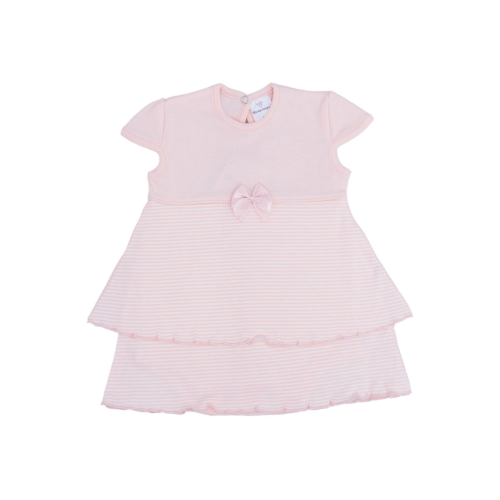 Боди-платье для девочки МамуляндияБоди<br>Боди-платье из дизайнерской коллекции для девочек , выполнено из трикотажноготна высшего качества (интерлок пенье).  Декорировано бантом. Удобное расположение кнопок для переодевания малыша или смены подгузника. Стирать при температуре 40, носить с удовольствием. 100% хлопок<br><br>Ширина мм: 157<br>Глубина мм: 13<br>Высота мм: 119<br>Вес г: 200<br>Цвет: розовый<br>Возраст от месяцев: 2<br>Возраст до месяцев: 5<br>Пол: Женский<br>Возраст: Детский<br>Размер: 62,80,86,68,74<br>SKU: 4735500