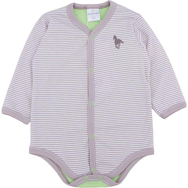 Боди для мальчика МамуляндияБоди<br>Боди из дизайнерской коллекции для мальчиков Поло. Выполнено из трикотажноготна высшего качества, декорировано гипоаллергенным принтом на водной основе. Удобное расположение кнопок для переодевания малыша или смены подгузника.Стирать при температуре 40, носить с удовольствием. 100% хлопок<br><br>Ширина мм: 157<br>Глубина мм: 13<br>Высота мм: 119<br>Вес г: 200<br>Цвет: серый<br>Возраст от месяцев: 12<br>Возраст до месяцев: 15<br>Пол: Мужской<br>Возраст: Детский<br>Размер: 80,86,74,68,62,56<br>SKU: 4735599