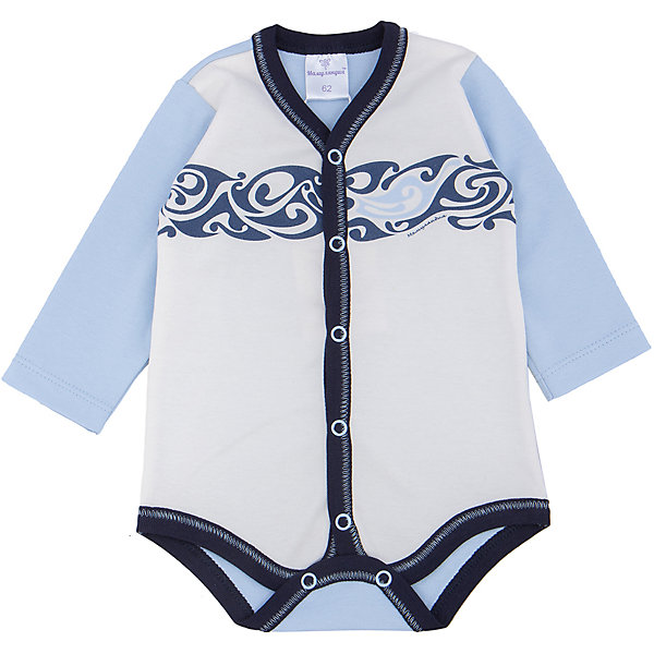 Боди для мальчика МамуляндияБоди<br>Боди  с длинными рукавами из трикотажноготна высшего качества (интерлок пенье). Украшен гипоаллергенным принтом на водной основе, удобное расположение кнопок для переодевания малыша или смены подгузника.<br>Состав 100% хлопок. <br>Рекомендации по уходу: стирать при 40 С, гладить при средней температуре, носить с удовольствием.  100% хлопок<br>Ширина мм: 157; Глубина мм: 13; Высота мм: 119; Вес г: 200; Цвет: голубой; Возраст от месяцев: 0; Возраст до месяцев: 3; Пол: Мужской; Возраст: Детский; Размер: 56,86,62,68,74,80; SKU: 4735687;