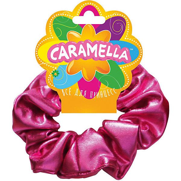 Резинка для волос CaramellaАксессуары<br>Объемная блестящая резинка для волос «Caramella» ярко-розового цвета украсит любую прическу маленькой принцессы. Товар сертифицирован.<br><br>Ширина мм: 170<br>Глубина мм: 157<br>Высота мм: 67<br>Вес г: 117<br>Возраст от месяцев: 36<br>Возраст до месяцев: 2147483647<br>Пол: Женский<br>Возраст: Детский<br>SKU: 4738336