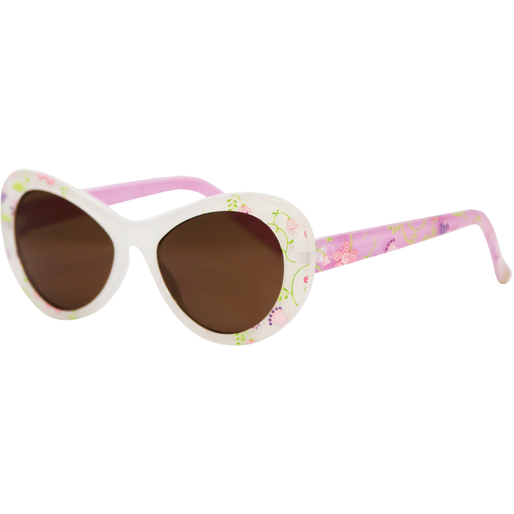 Росмэн Солнцезащитные очки Caramella caramella очки солнечные хамелеон бело розовые uv av защита