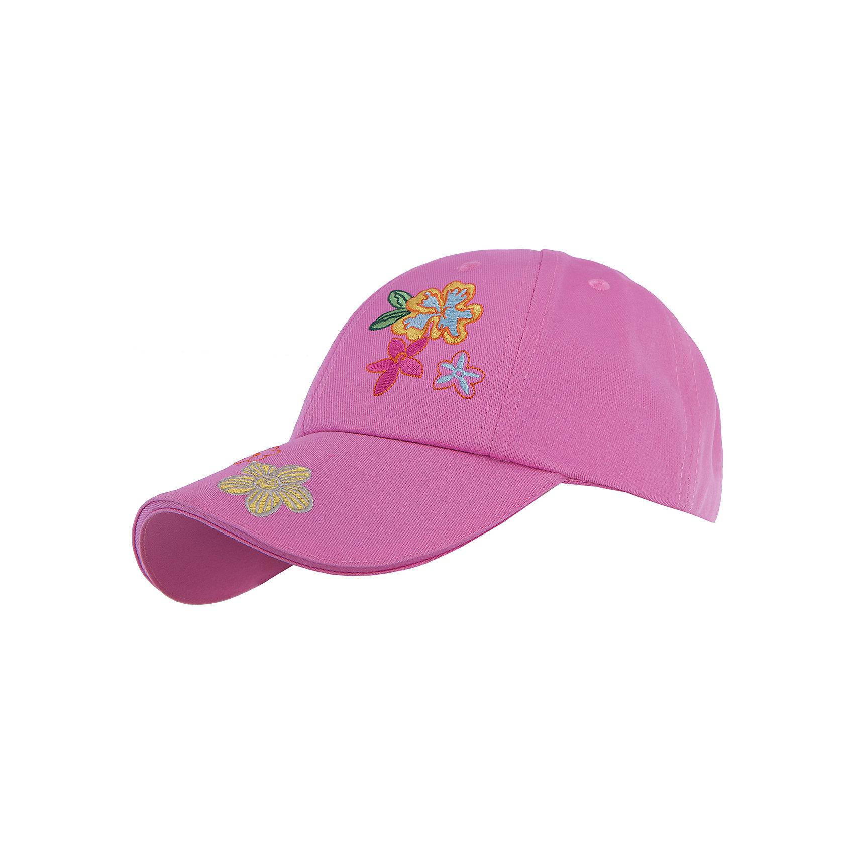 Кепка для девочки SELAСтильная кепка для девочки от известной марки SELА помогут разнообразить летний гардероб ребенка, создать легкий подходящий погоде ансамбль. Удобный крой и качественный материал обеспечат ребенку комфорт при ношении этой вещи. <br>Удобная кепка убережет голову ребенка от перегрева в новом летнем сезоне. Эта модель разработала специально для девочек. Сделана она из легкого, дышащего хлопка, украшена вышивкой.<br><br>Дополнительная информация:<br><br>материал: 100% хлопок;<br>цвет: розовый;<br>размер регулируется с помощью липучки сзади;<br>декорирована вышивкой.<br><br>Кепку для девочки от бренда SELА (Села) можно купить в нашем магазине.<br><br>Ширина мм: 89<br>Глубина мм: 117<br>Высота мм: 44<br>Вес г: 155<br>Цвет: розовый<br>Возраст от месяцев: 24<br>Возраст до месяцев: 36<br>Пол: Женский<br>Возраст: Детский<br>Размер: 52,50<br>SKU: 4741571