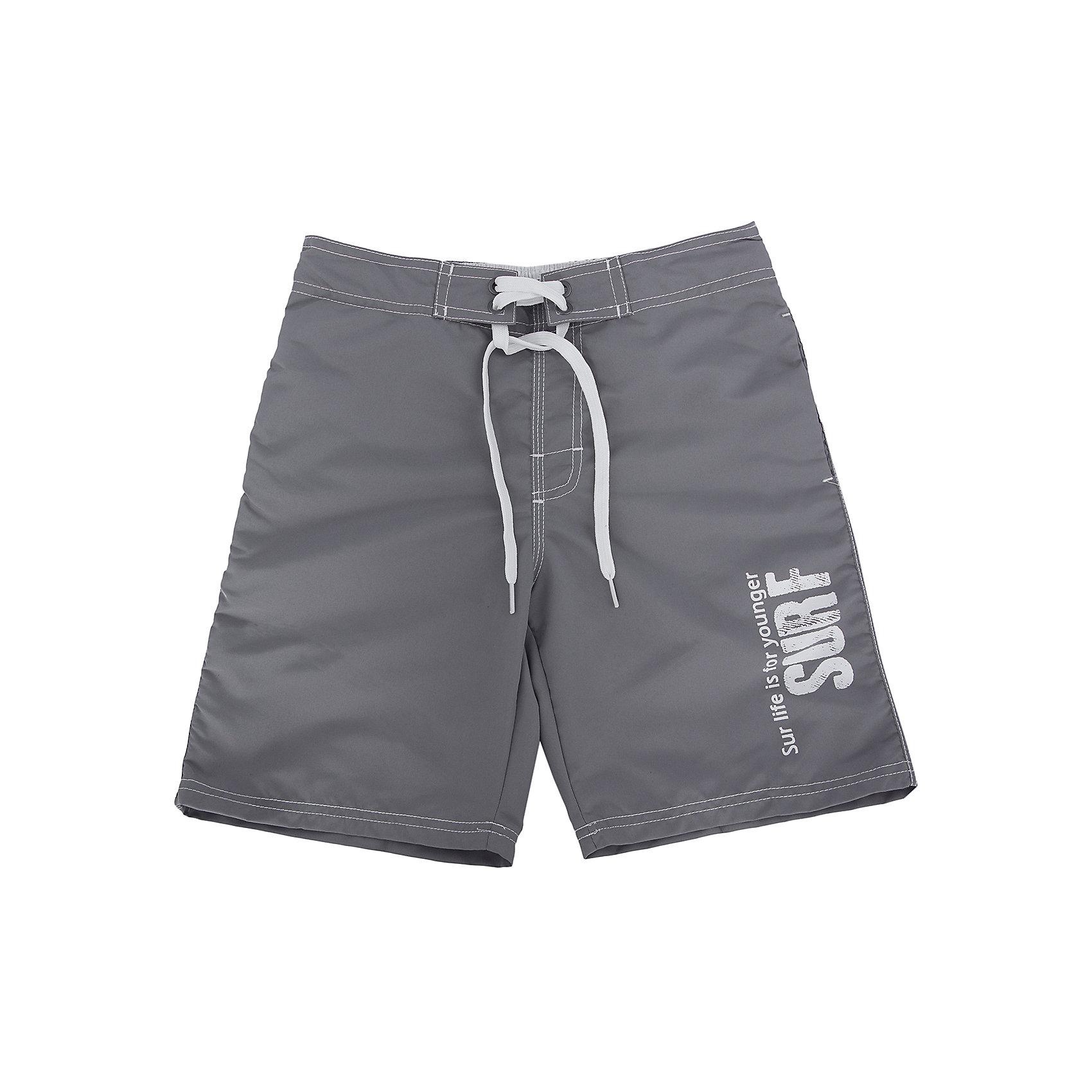 Шорты для мальчика SELAШорты, бриджи, капри<br>Стильные шорты для мальчика от популярного бренда SELA. Изделие предназначено для плавания и активного отдыха на пляже и обладает следующими особенностями:<br>- серый цвет, контрастная отделка;<br>- легкий быстросохнущий материал, устойчивый к агрессивным внешним воздействиям (солнце, песок, галька, соль и т.п.);<br>- пояс на резинке;<br>- вентиляционные отверстия для свободной циркуляции воздуха;<br>- внутри плавки из белой сетки;<br>- удобные карманы;<br>- привлекательный дизайн;<br>- комфортный крой.<br>Прекрасный выбор для пляжного отдыха!<br><br>Дополнительная информация:<br>- состав: 100% полиэстер<br>- цвет: серый + белый<br><br>Шорты для мальчика SELA можно купить в нашем магазине<br><br>Ширина мм: 191<br>Глубина мм: 10<br>Высота мм: 175<br>Вес г: 273<br>Цвет: серый<br>Возраст от месяцев: 132<br>Возраст до месяцев: 144<br>Пол: Мужской<br>Возраст: Детский<br>Размер: 152,116,122,128,134,140,146<br>SKU: 4742003
