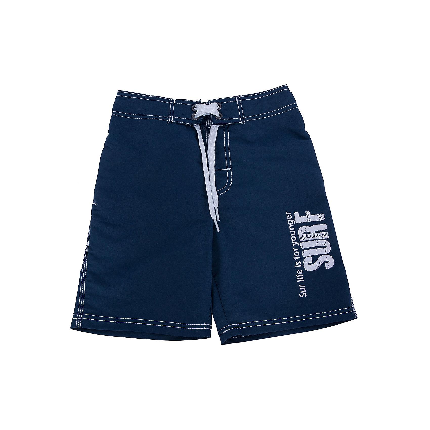 Шорты для мальчика SELAШорты, бриджи, капри<br>Стильные шорты для мальчика от популярного бренда SELA. Изделие предназначено для плавания и активного отдыха на пляже и обладает следующими особенностями:<br>- темно-синий цвет, контрастная отделка;<br>- легкий быстросохнущий материал, устойчивый к агрессивным внешним воздействиям (солнце, песок, галька, соль и т.п.);<br>- пояс на резинке;<br>- вентиляционные отверстия для свободной циркуляции воздуха;<br>- внутри плавки из белой сетки;<br>- удобные карманы;<br>- привлекательный дизайн;<br>- комфортный крой.<br>Прекрасный выбор для пляжного отдыха!<br><br>Дополнительная информация:<br>- состав: 100% полиэстер<br>- цвет: темно-синий + белый<br><br>Шорты для мальчика SELA можно купить в нашем магазине<br><br>Ширина мм: 191<br>Глубина мм: 10<br>Высота мм: 175<br>Вес г: 273<br>Цвет: синий<br>Возраст от месяцев: 132<br>Возраст до месяцев: 144<br>Пол: Мужской<br>Возраст: Детский<br>Размер: 152,116,122,128,134,140,146<br>SKU: 4742011