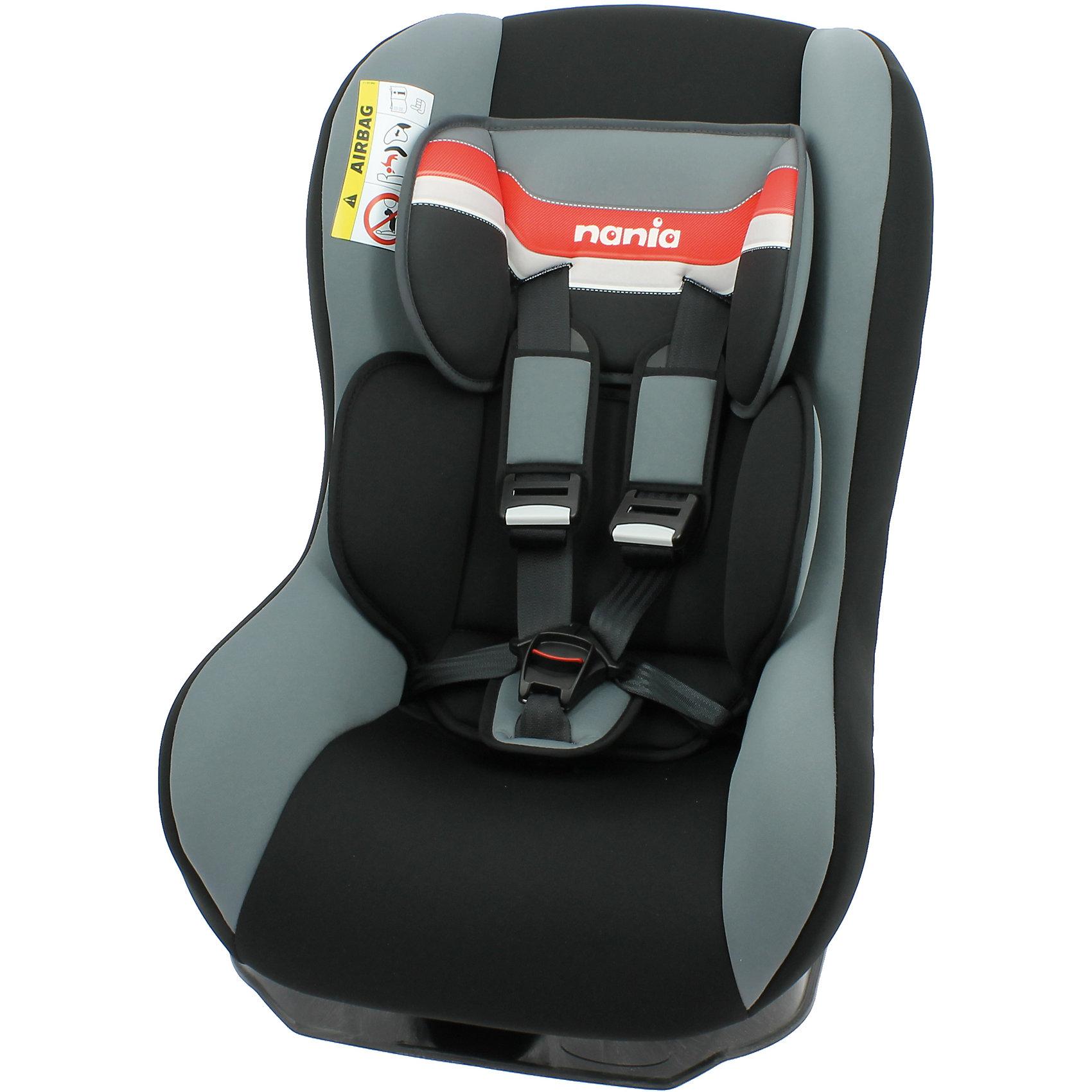 Автокресло Driver FST, 0-18 кг., Nania, horizon red