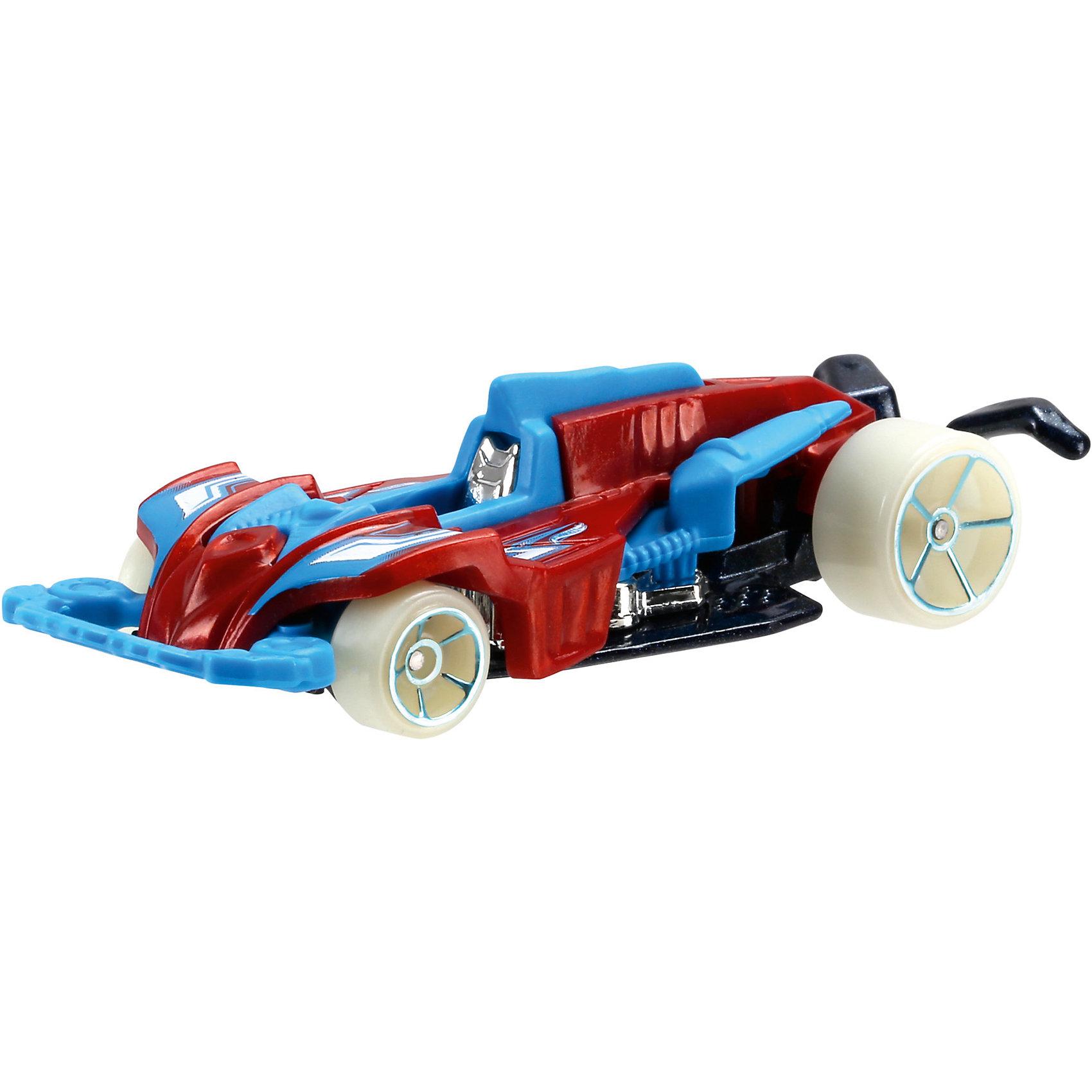 Mattel Машинка Hot Wheels из базовой коллекции mattel hot wheels fgk67 машинки персонажей dc зелёная стрела
