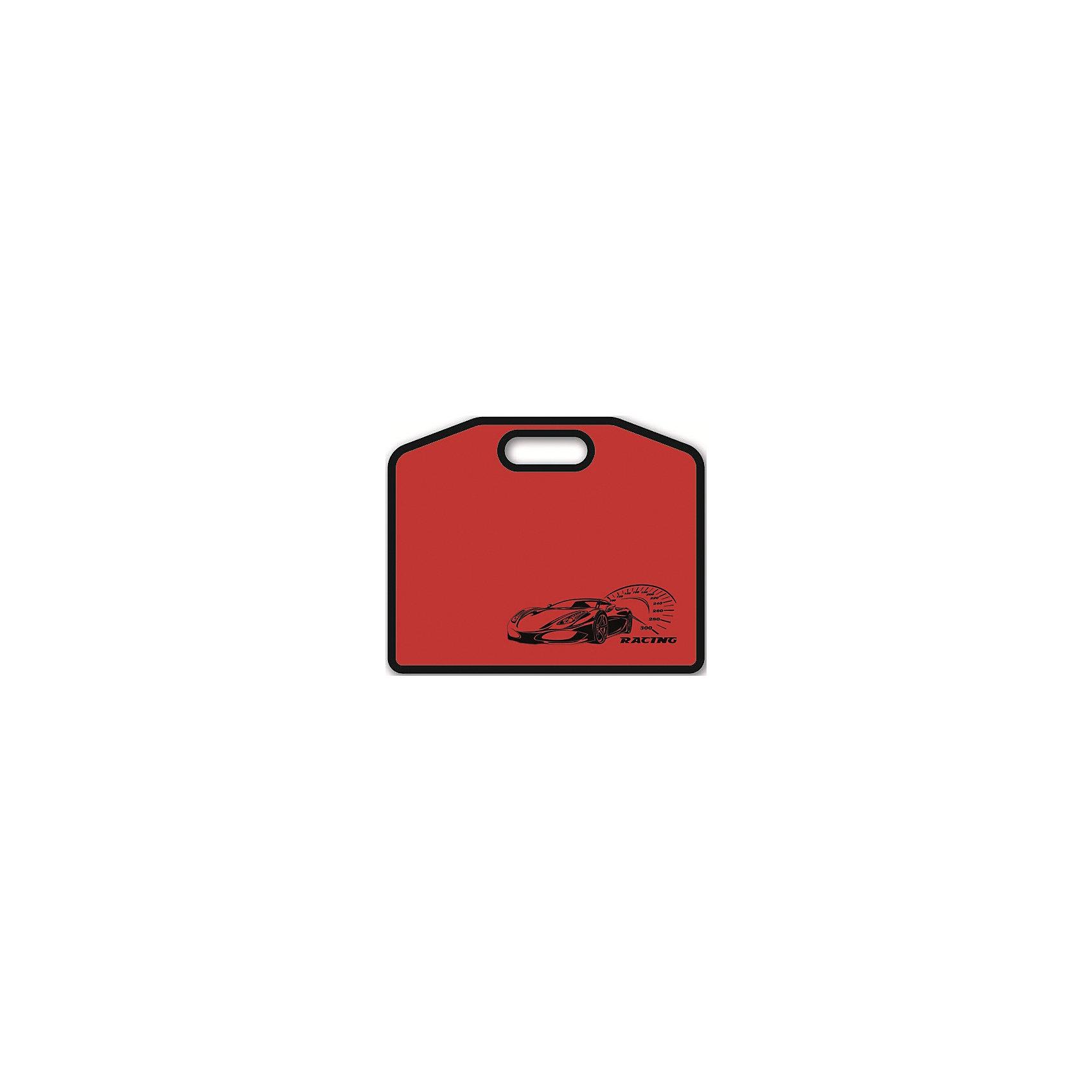 Портфель пластиковый для тетрадей Авто на красном, А4Переносить и хранить тетради в портфеле - это удобно, так они не испачкаются, не помнутся и не потеряются. Занятия ребенка в школе всегда требуют приобретения атрибутов для учебы. Так пусть они будут стильными и качественными! Ведь учиться с ними - намного приятней.<br>Этот симпатичный портфель для тетрадей  - стандартного формата А4. Он сделана из плотного пластика, дополнен удобными ручками для переноски. Украшен  принтом, который понравится мальчишкам. Очень удобно застегивается на молнию. Изделие произведено из качественных и безопасных для ребенка материалов.<br><br>Дополнительная информация:<br><br>цвет: красный;<br>формат: А4;<br>материал: пластик;<br>застежка: молния, ручки.<br><br>Портфель пластиковый для тетрадей Авто на красном, А4 можно купить в нашем магазине.<br><br>Ширина мм: 370<br>Глубина мм: 300<br>Высота мм: 10<br>Вес г: 195<br>Возраст от месяцев: 72<br>Возраст до месяцев: 144<br>Пол: Мужской<br>Возраст: Детский<br>SKU: 4746232