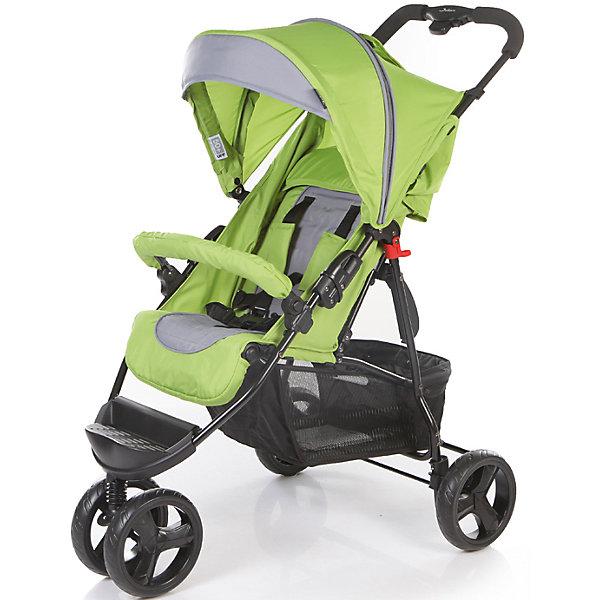 Прогулочная коляска Jetem Mira Lite, зелёный/тёмно-серыйПрогулочные коляски<br>Mira Lite- это трехколесная прогулочная коляска. Обладает 5-ти точечными ремнями безопасности, съемным бампером с мягкой обивкой и регулируемой подножкой. <br>Коляска очень легко и компактно складывается и имеет 5 уровней наклона спинки. В комплект входит чехол на ножки.<br><br>Особенности:<br>- Металлическая рама;<br>- 5-ти точечные ремни безопасности;<br>- Съемный бампер с мягкой обивкой, <br>- Компактное складывание;<br>- 5 уровней наклона спинки;<br>- Ножная тормозная система;<br>- Регулируемая подножка;<br>- Амортизация задних колёс.<br>- В комплект входит чехол на ноги.<br>- Механизм складывания: книжка.<br>Диаметр колес: <br>- Передние – 20.3 см;<br>- Задние — 20.3 см. <br>Тип колес: передние-двойные, задние-одинарные.<br> Размер корзины: 52х31х20 см.·       <br> Размер в разложенном виде: 91х59х115 см.·  <br> Размер в сложенном виде: 86х59х31 см.<br><br>Дополнительная информация:<br><br>- Размер упаковки: 79х47х16 см.<br>- Вес в упаковке: 9 кг.<br><br>Прогулочную коляску Mira Lite можно купить в нашем магазине.<br><br>Ширина мм: 790<br>Глубина мм: 470<br>Высота мм: 160<br>Вес г: 9000<br>Возраст от месяцев: 6<br>Возраст до месяцев: 36<br>Пол: Унисекс<br>Возраст: Детский<br>SKU: 4746892