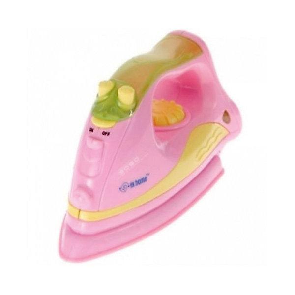 Утюг детский, розовый, Red BoxИгрушечная бытовая техника<br>Утюг детский, розовый, Red Box (Ред Бокс) – это прекрасный подарок маленькой хозяйке.<br>Утюг детский изготовлен из высококачественного пластика и выглядит в точности как настоящий. Утюг имеет подвижный регулятор температуры. Подошва блестящая и рельефная. При соприкосновением с поверхностью начинает издавать звуки. Игрушка отлично подойдет для сюжетно-ролевых игр.<br><br>Дополнительная информация:<br><br>- Размер утюга: 19х11х8,5 см.<br>- Цвет: розовый<br>- Материал: высококачественный пластик<br>- Батарейки: 2 типа АА (входят в комплект)<br>- Упаковка: картонная коробка<br>- Размер упаковки: 23х9,5х8,5 см.<br><br>Утюг детский, розовый, Red Box (Ред Бокс) можно купить в нашем интернет-магазине.<br><br>Ширина мм: 220<br>Глубина мм: 100<br>Высота мм: 150<br>Вес г: 430<br>Возраст от месяцев: 36<br>Возраст до месяцев: 96<br>Пол: Женский<br>Возраст: Детский<br>SKU: 4747480