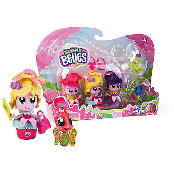 Набор кукол Девочка-цветок, Toy ShockКуклы<br>Набор кукол Девочка-цветок, Toy Shock (Той Шок) - это прекрасный подарок для девочки.<br>Набор кукол Девочка-цветок создан торговой маркой Toy Shock (Той Шок), производящей красивые и функциональные игрушки. В прекрасном волшебном саду живут необычные подружки - девочки-цветы со своим питомцем муравьем. Девочки растут в цветочных горшочках, у них разноцветные волосы украшенные цветами, и они издают настоящий цветочный аромат. А еще маленькие подружки могут меняться волосами, горшочками и аксессуарами. Ведь разбирать и собирать игрушку-цветочек - это очень занимательно. Товар сертифицирован, соответствует ГОСТу. <br><br>Дополнительная информация:<br><br>- В наборе: три ароматизированных куклы, питомец-муравей, 2 сумочки, зеркальце, расческа<br>- Высота куклы: 5 см.<br>- Материал: пластмасса<br>- Размер упаковки: 29х20х6 см.<br><br>Набор кукол Девочка-цветок, Toy Shock (Той Шок) можно купить в нашем интернет-магазине.<br><br>Ширина мм: 210<br>Глубина мм: 70<br>Высота мм: 120<br>Вес г: 120<br>Возраст от месяцев: 48<br>Возраст до месяцев: 108<br>Пол: Женский<br>Возраст: Детский<br>SKU: 4747492