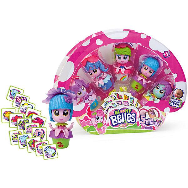 Набор кукол серии Девочка-цветок, Toy ShockКуклы<br>Набор кукол серии Девочка-цветок, Toy Shock (Той Шок) - это прекрасный подарок для девочки.<br>Набор кукол Девочка-цветок создан торговой маркой Toy Shock (Той Шок), производящей красивые и функциональные игрушки. В прекрасном волшебном саду живут необычные подружки - девочки-цветы. Девочки растут в цветочных горшочках, у них разноцветные волосы украшенные цветами, и они издают настоящий цветочный аромат. А еще маленькие подружки могут меняться волосами, горшочками и аксессуарами. Ведь разбирать и собирать игрушку-цветочек - это очень занимательно. Товар сертифицирован, соответствует ГОСТу. <br><br>Дополнительная информация:<br><br>- В наборе: пять ароматизированных кукол, аксессуары, наклейки<br>- Высота куклы: 5 см.<br>- Материал: пластмасса<br>- Размер упаковки: 29х20х6 см.<br><br>Набор кукол серии Девочка-цветок, Toy Shock (Той Шок) можно купить в нашем интернет-магазине.<br><br>Ширина мм: 300<br>Глубина мм: 70<br>Высота мм: 240<br>Вес г: 380<br>Возраст от месяцев: 48<br>Возраст до месяцев: 108<br>Пол: Женский<br>Возраст: Детский<br>SKU: 4747495