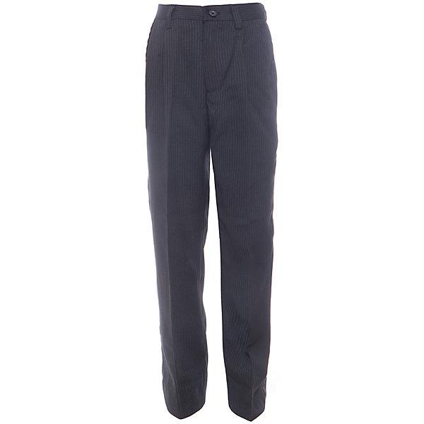 Брюки для мальчика ImperatorБрюки<br>Удобные свободные брюки - хороший вариант на каждый день. Состав 60% вискоза, 40% п/э<br><br>Ширина мм: 215<br>Глубина мм: 88<br>Высота мм: 191<br>Вес г: 336<br>Цвет: черный<br>Возраст от месяцев: 84<br>Возраст до месяцев: 96<br>Пол: Мужской<br>Возраст: Детский<br>Размер: 128,164,158,152,146,134<br>SKU: 4749245