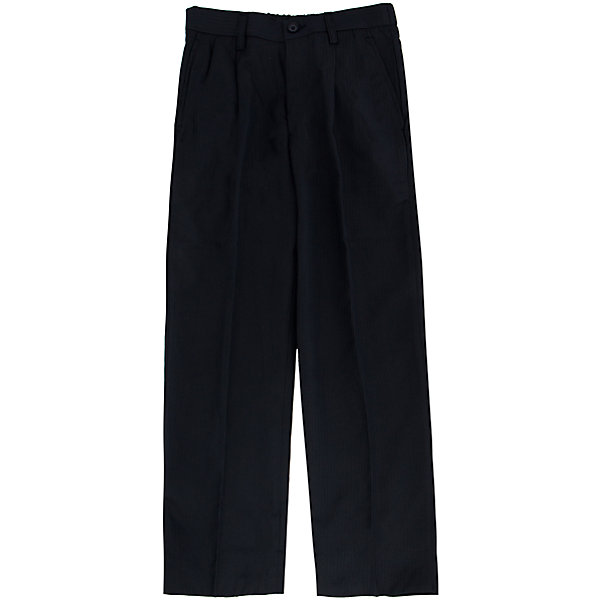 Брюки для мальчика ImperatorБрюки<br>Удобные свободные брюки - хороший вариант на каждый день. Состав 60% вискоза, 40% п/э<br><br>Ширина мм: 215<br>Глубина мм: 88<br>Высота мм: 191<br>Вес г: 336<br>Цвет: черный<br>Возраст от месяцев: 84<br>Возраст до месяцев: 96<br>Пол: Мужской<br>Возраст: Детский<br>Размер: 128,164,158,152,146,134<br>SKU: 4749253