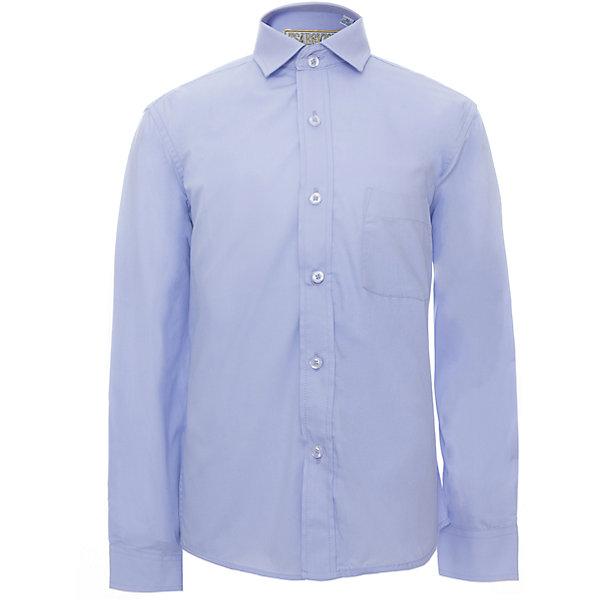 Рубашка для мальчика TsarevichБлузки и рубашки<br>Классическая рубашка - неотьемлемая вещь в гардеробе. Модель на пуговицах, с отложным воротником. Свободный покрой не стеснит движений и позволит чувствовать себя комфортно каждый день.  Состав 80 % хл. 20% П/Э<br>Ширина мм: 174; Глубина мм: 10; Высота мм: 169; Вес г: 157; Цвет: лиловый; Возраст от месяцев: 144; Возраст до месяцев: 156; Пол: Мужской; Возраст: Детский; Размер: 152/158,164/170,122/128,128/134,134/140,140/146,146/152,146/152,152/158,158/164; SKU: 4749348;