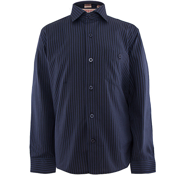 Рубашка для мальчика ImperatorБлузки и рубашки<br>Классическая рубашка - неотьемлемая вещь в гардеробе. Модель на пуговицах, с отложным воротником. Свободный покрой не стеснит движений и позволит чувствовать себя комфортно каждый день.  Состав 65 % хл. 35% П/Э<br><br>Ширина мм: 174<br>Глубина мм: 10<br>Высота мм: 169<br>Вес г: 157<br>Цвет: синий<br>Возраст от месяцев: 144<br>Возраст до месяцев: 156<br>Пол: Мужской<br>Возраст: Детский<br>Размер: 152/158,152/158,146/152,146/152,140/146,134/140,128/134,122/128,164/170,158/164<br>SKU: 4749458