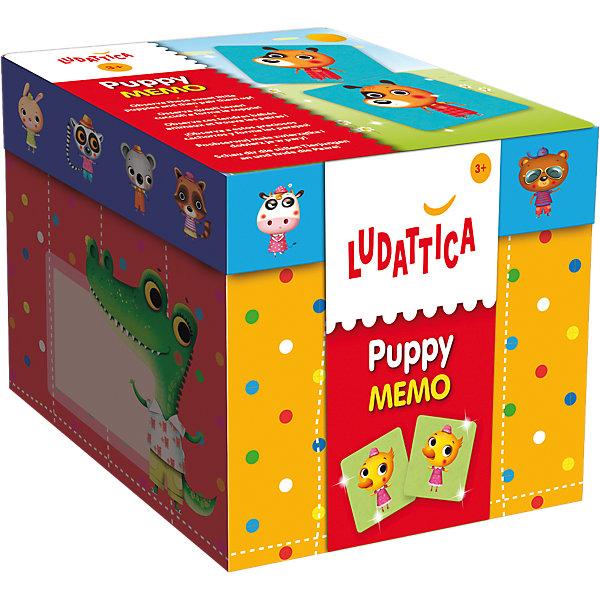 LUDATTICA Игра-мемори «Детеныши животных»Игры мемо<br>Характеристики:<br><br>• размер: 12х12,5х12,5 см.;<br>• упаковка: коробка картон;<br>• материал: картон;<br>• вес: 608г.;<br>• для детей в возрасте: от 3 лет;<br>• страна производитель: Италия;<br><br>Настольная игра «Мемори Детёныши животных» Ludattica (Лудаттика) разработана в Центре Исследований и Разработки Lisciani (Лициани) станет хорошим подарком для девочек и мальчишек.<br><br>Развивающая игра доступный способ восприятия информации для детей. В игровой форме с малышами животных, изображёнными на карточках ребёнок узнает много нового.<br><br>Игра включает в себя сорок карточек, из которых надо собрать как можно больше пар. В ней могут принимать участие все члены семьи.<br><br>Играя с карточками дети развивают логику, зрительную память, внимательность, фантазию, усидчивость, просто весело и с пользой проведут время.<br><br>Настольная игра «Мемори.Детёныши животных.» Ludattica (Лудаттика) можно купить в нашем интернет-магазине.<br><br>Ширина мм: 128<br>Глубина мм: 129<br>Высота мм: 126<br>Вес г: 625<br>Возраст от месяцев: 36<br>Возраст до месяцев: 60<br>Пол: Унисекс<br>Возраст: Детский<br>SKU: 4751211