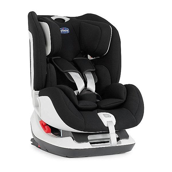 Автокресло CHICCO SEAT UP 012, 0-25 кг, черныйГруппа 0-1-2  (до 25 кг)<br>Автомобильное кресло следует за ростом ребенка с рождения до 6 лет!<br>- Автокресло Seat Up 012 одобрено в соответствии со стандартами ECE R44/04 для безопасной перевозки детей c рождения до достижения веса 25 кг. <br>- Seat Up 012 сопровождает малыша на всех этапах роста и развития.<br>Особенности: <br>- При использовании автокресла для деток возрастной группы 0+ (0-13 кг), его нужно устанавливать в положении «лицом против движения» при помощи штатных ремней безопасности автомобиля. Подушка безопасности должна быть деактивирована. <br>- При использовании автокресла для деток первой возрастной группы (9-18 кг), установите его в положение «лицом по ходу движения».<br>- Автомобильное кресло можно установить при помощи системы крепления Isofix. Всегда проверяйте совместимость автокресла с вашей моделью автомобиля. Если ваш автомобиль не оснащен системой крепления Isofix, то автокресло можно установить при помощи штатных ремней безопасности автомобиля. <br>- Seat Up 012 легко трансформируется в удобное автомобильное кресло для деток постарше и растет вместе с ребенком до 6 лет (до 25 кг).<br>-  Для данной возрастной группы автокресло можно установить двумя способами. Спинку автокресла Seat Up 012 можно установить в 4 различных положениях. Положения под номерами 1,2,3 подходят для первой и второй возрастной группы. 4-ое положение наклона спинки было специально разработано для новорожденных малышей (Группа 0+). Подголовник и ремни безопасности автокресла регулируются одновременно по высоте одним движением руки. Таким образом, автомобильное кресло «растет» вместе с малышом.<br><br>Автокресло прекрасный и безопасный помощник во время путешествий!<br><br>Дополнительная информация:<br><br>- Цвет: Черный.<br>- Группа: 0/1/2<br>- Вес ребенка: до 25 кг<br>- Материал: Сталь, Пластик, Нейлон<br>- Установка: Лицом назад, Лицом вперед<br>- Тип крепления: Isofix с базой<br>- Регулировки: Регулируемый наклон спи