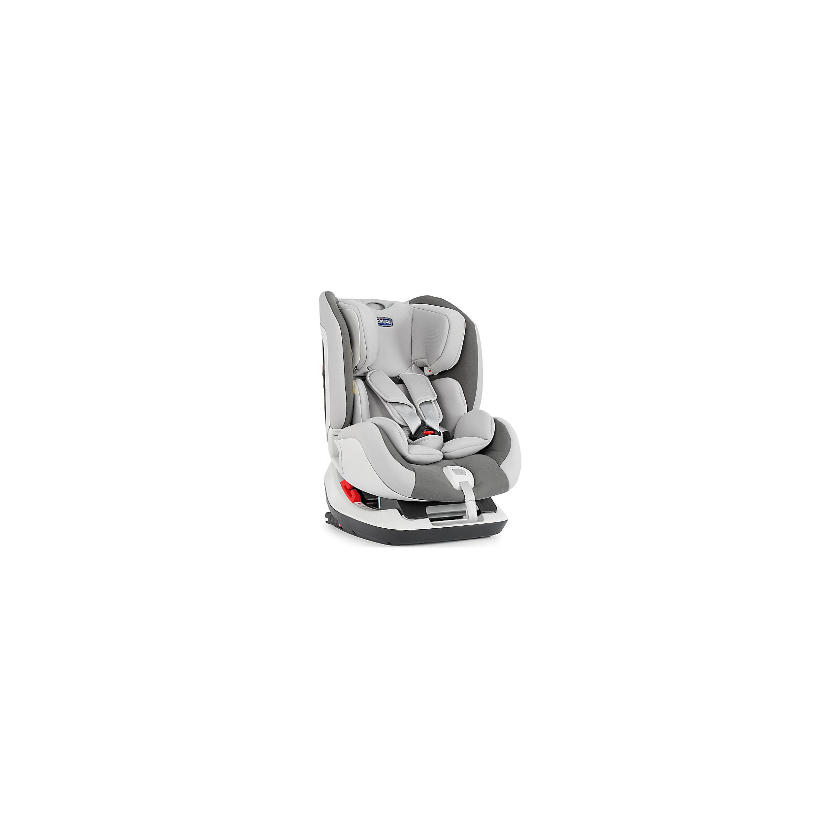 Автокресло CHICCO SEAT UP 012, 0-25 кг, серыйГруппа 0-1-2 (До 25 кг)<br>Автомобильное кресло следует за ростом ребенка с рождения до 6 лет!<br>- Автокресло Seat Up 012 одобрено в соответствии со стандартами ECE R44/04 для безопасной перевозки детей c рождения до достижения веса 25 кг. <br>- Seat Up 012 сопровождает малыша на всех этапах роста и развития.<br>Особенности: <br>- При использовании автокресла для деток возрастной группы 0+ (0-13 кг), его нужно устанавливать в положении «лицом против движения» при помощи штатных ремней безопасности автомобиля. Подушка безопасности должна быть деактивирована. <br>- При использовании автокресла для деток первой возрастной группы (9-18 кг), установите его в положение «лицом по ходу движения».<br>- Автомобильное кресло можно установить при помощи системы крепления Isofix. Всегда проверяйте совместимость автокресла с вашей моделью автомобиля. Если ваш автомобиль не оснащен системой крепления Isofix, то автокресло можно установить при помощи штатных ремней безопасности автомобиля. <br>- Seat Up 012 легко трансформируется в удобное автомобильное кресло для деток постарше и растет вместе с ребенком до 6 лет (до 25 кг).<br>-  Для данной возрастной группы автокресло можно установить двумя способами. Спинку автокресла Seat Up 012 можно установить в 4 различных положениях. Положения под номерами 1,2,3 подходят для первой и второй возрастной группы. 4-ое положение наклона спинки было специально разработано для новорожденных малышей (Группа 0+). Подголовник и ремни безопасности автокресла регулируются одновременно по высоте одним движением руки. Таким образом, автомобильное кресло «растет» вместе с малышом.<br><br>Автокресло прекрасный и безопасный помощник во время путешествий!<br><br>Дополнительная информация:<br><br>- Цвет: Серый.<br>- Группа: 0/1/2<br>- Вес ребенка: до 25 кг<br>- Материал: Сталь, Пластик, Нейлон<br>- Установка: Лицом назад, Лицом вперед<br>- Тип крепления: Isofix с базой<br>- Регулировки: Регулируемый наклон спинки