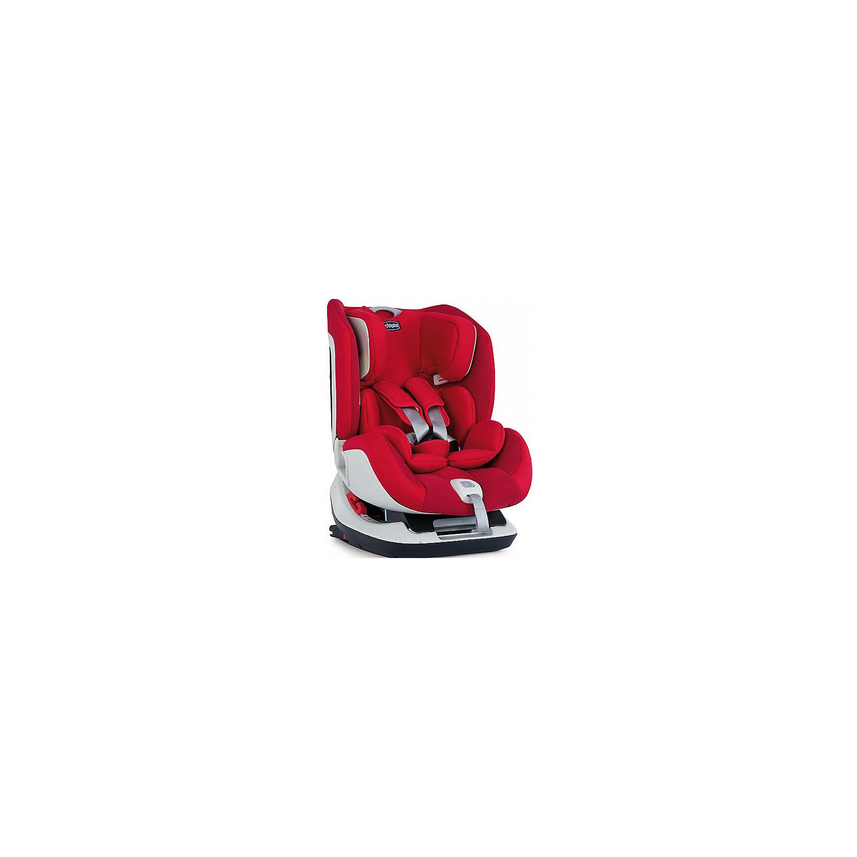 Автокресло SEAT UP 012, 0-25 кг., CHICCO, красный