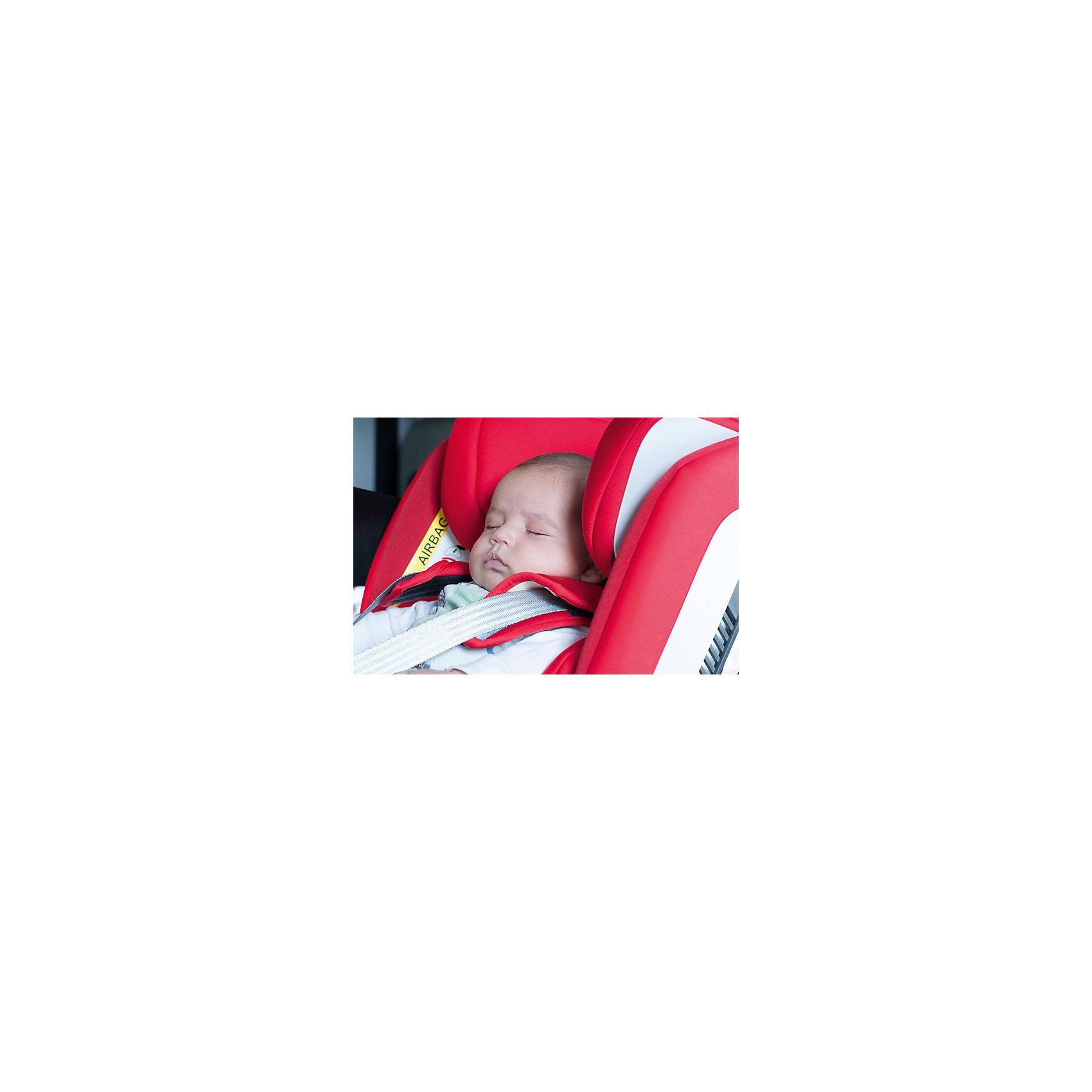 Автокресло CHICCO SEAT UP 012, 0-25 кг, красный от myToys