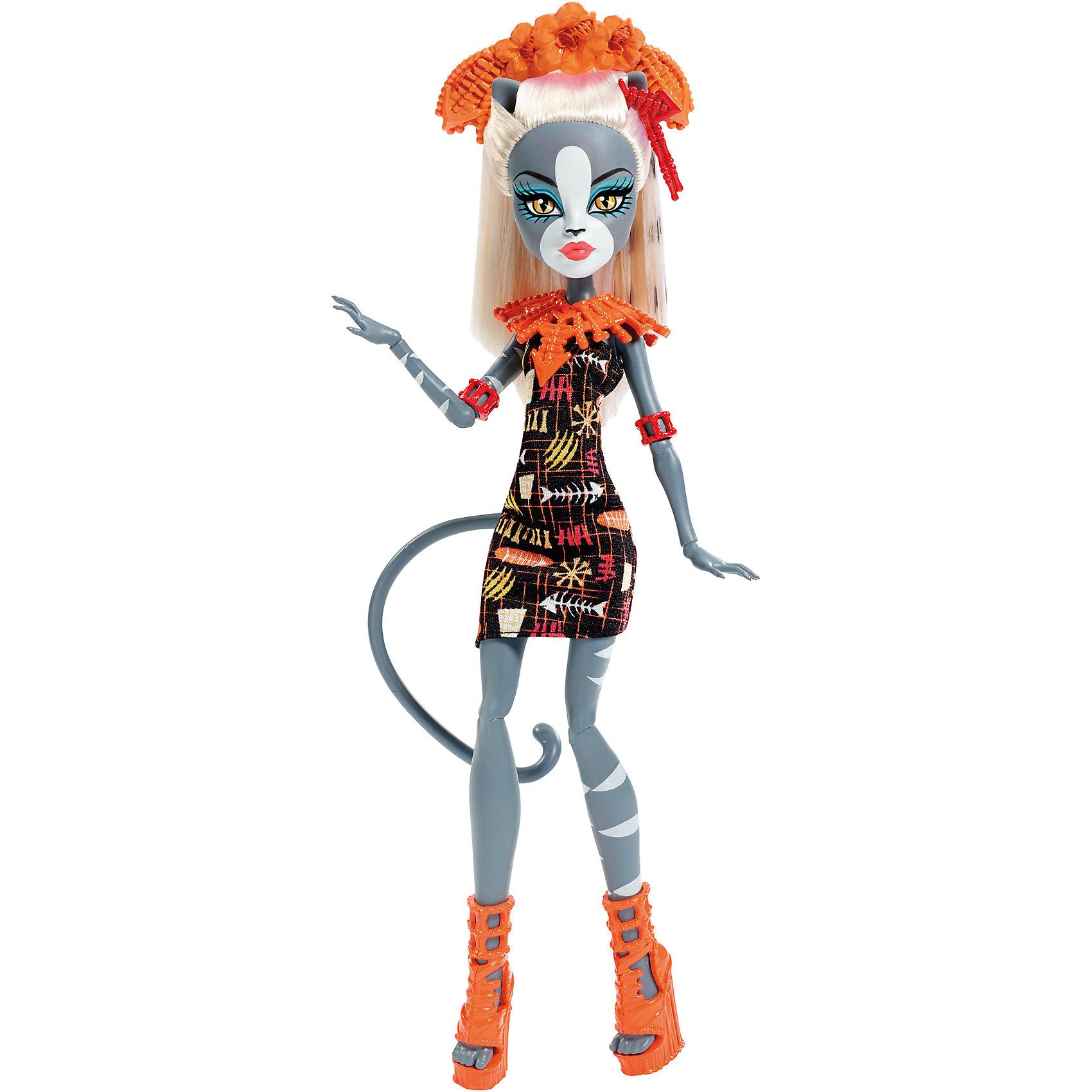 Кукла Мяулоди Monster High