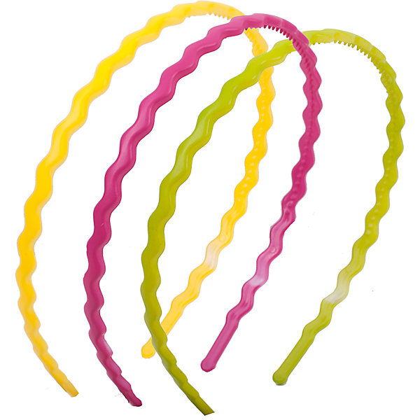 Ободок для волос, 3 шт. Button BlueАксессуары<br><br><br>Ширина мм: 170<br>Глубина мм: 157<br>Высота мм: 67<br>Вес г: 117<br>Возраст от месяцев: 36<br>Возраст до месяцев: 2147483647<br>Пол: Женский<br>Возраст: Детский<br>SKU: 4753249