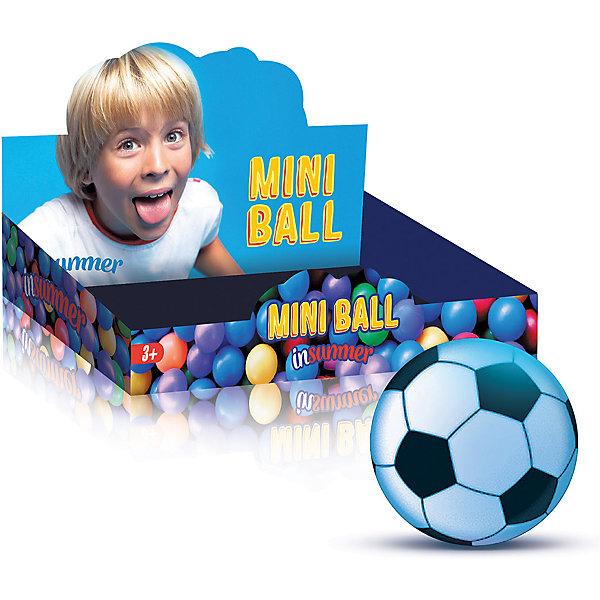 Мини-мяч Спорт, 5 см со светом, ЛетоИдеи подарков<br>Характеристики товара:<br><br>• возраст: от 3 лет<br>• цвет: белый, черный<br>• светящийся<br>• материал: резина<br>• размер: 5 см<br><br>Мини-мяч Спорт, 5 см со светом, Лето можно купить в нашем интернет-магазине.<br>Ширина мм: 35; Глубина мм: 800; Высота мм: 320; Вес г: 100; Возраст от месяцев: 36; Возраст до месяцев: 144; Пол: Унисекс; Возраст: Детский; SKU: 4753590;