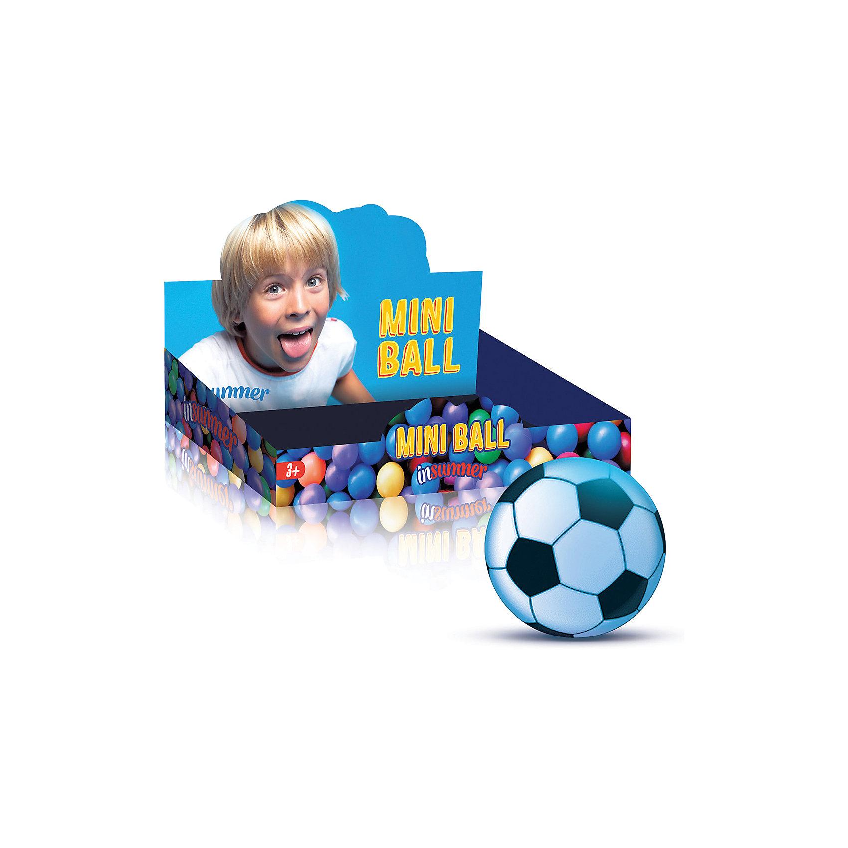 Мини-мяч Спорт 5 см со светом (в дисплее), ЛетоАктивные игры<br><br><br>Ширина мм: 35<br>Глубина мм: 800<br>Высота мм: 320<br>Вес г: 100<br>Возраст от месяцев: 36<br>Возраст до месяцев: 144<br>Пол: Унисекс<br>Возраст: Детский<br>SKU: 4753590