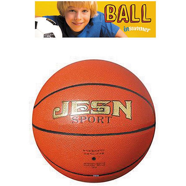 Баскетбольный мяч Классика, ЛетоМячи детские<br>Мяч Классика создан специально для любителей баскетбола. Он изготовлен из качественных материалов, обеспечивающих высокую прочность. Оранжевый мяч украшен черной надписью. Прекрасный выбор для юных волейболистов!<br><br>Дополнительная информация:<br>Материал: резина, текстиль<br>Вес: 400 грамм<br>Мяч Классика вы можете приобрести в нашем интернет-магазине.<br>Ширина мм: 100; Глубина мм: 1000; Высота мм: 220; Вес г: 400; Возраст от месяцев: 36; Возраст до месяцев: 192; Пол: Мужской; Возраст: Детский; SKU: 4753595;