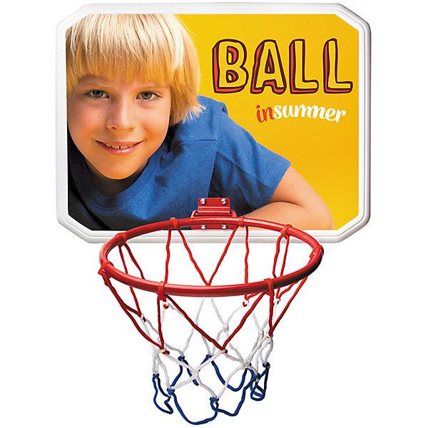 Баскетбольное кольцо Стритбол, InSummerИгровые наборы<br><br>Ширина мм: 420; Глубина мм: 550; Высота мм: 530; Вес г: 115; Возраст от месяцев: 36; Возраст до месяцев: 192; Пол: Мужской; Возраст: Детский; SKU: 4753596;