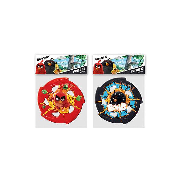 Летающая тарелка Angry BirdsЛетающие тарелки и бумеранги<br><br>Ширина мм: 424; Глубина мм: 2800; Высота мм: 370; Вес г: 50; Возраст от месяцев: 36; Возраст до месяцев: 192; Пол: Унисекс; Возраст: Детский; SKU: 4753603;