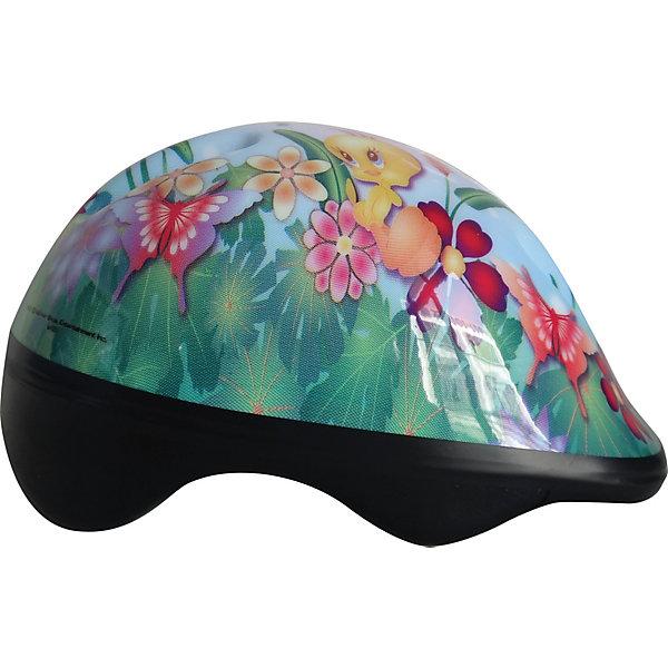 Шлем ТВИТТИ разм.М, ЛетоЗащита, шлемы<br>Шлем ТВИТТИ предназначен для девочек, любящих прогулки на велосипеде или роликовых коньках. Модель изготовлена из прочного ударостойкого пластика и плотно прилегает к голове. Верх шлема украшен яркой картинкой с цветами, бабочками и птичкой Твитти. Этот шлем несомненно вызовет восторг у любительницы активного отдыха!<br><br>Дополнительная информация:<br>Размер: М<br>Материал: пластик<br>Размер упаковки: 25х19х13 см<br>Вес: 318 грамм<br>Вы можете купить шлем ТВИТТИ в нашем интернет-магазине.<br><br>Ширина мм: 500<br>Глубина мм: 500<br>Высота мм: 500<br>Вес г: 318<br>Возраст от месяцев: 36<br>Возраст до месяцев: 192<br>Пол: Унисекс<br>Возраст: Детский<br>SKU: 4753612