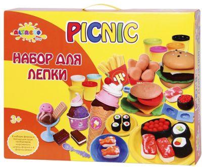 ALTACTO Набор для лепки Праздничный пикник