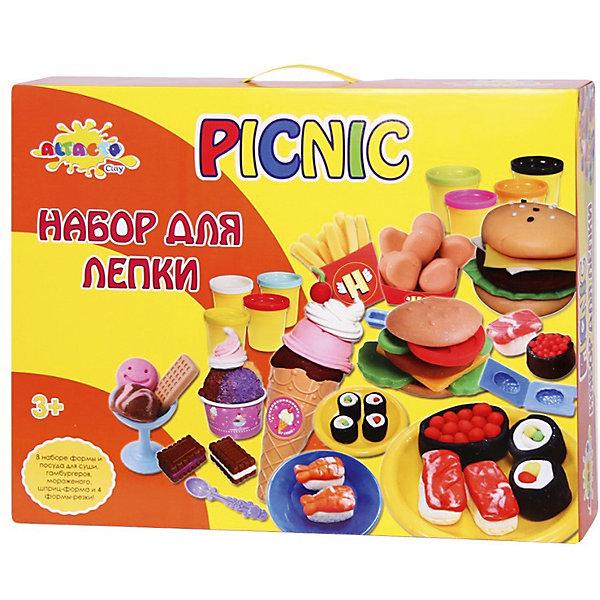 Купить Набор для лепки Праздничный пикник , ALTACTO, Китай, Унисекс