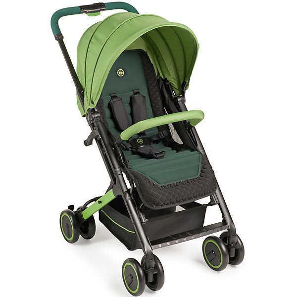 Прогулочная коляска Happy Baby Jetta, зеленыйПрогулочные коляски<br>Прогулочная коляска Jetta, Happy Baby, зеленый – это легкая, компактная и простая в использовании прогулочная коляска нового поколения!<br>Прогулочная коляска Jetta покорит вас своим стильным видом и отличными ходовыми данными. Плавный ход коляски обеспечивают двойные колеса, при этом передние поворачиваются на 360° и могут фиксироваться. Передние и задние колеса оснащены амортизацией, что позволяет преодолевать ступеньки с комфортом для ребенка. Коляска Jetta легко складывается одной рукой, имеет съемный бампер, регулируемую с помощью ремня спинку (количество положений не ограничено), регулируемую в трех положениях подножку, пятиточечные ремни безопасности с мягкими накладками, капюшон для защиты от солнца, а также вместительную корзину для покупок. Регулируемая по высоте ручка (3 положения) позволит маме любого роста удобно управлять коляской, не ощущая нагрузки на спину.<br><br>Дополнительная информация:<br><br>- В комплекте: дождевик, чехол на ножки, москитная сетка<br>- Возраст: от 7 месяцев<br>- Максимальный вес ребенка: 15 кг.<br>- Тип складывания: книжка<br>- Цвет: зеленый<br>- Ширина сиденья: 31 см.<br>- Глубина сиденья: 22 см.<br>- Длина спального места: 78 см.<br>- Вес коляски: 5,9 кг.<br>- Размер в сложенном виде: 74х51х28 см.<br>- Размер в разложенном виде: 87х51х102 см.<br>- Рама: металл, пластик<br>- Тканные материалы: 100 % полиэстер<br>- Колеса: пластиковые с покрытием PP (полипропилен)<br>- Колёсная база: 4 сдвоенных колеса, передние поворотные колеса с возможностью фиксации<br>- Ширина колесной базы: 51 см.<br>- Диаметр колес: 15 см.<br>- Удобная тормозная педаль на заднем колесе<br>- Амортизация на передних и задних колесах<br><br>Прогулочную коляску Jetta, Happy Baby, зеленую можно купить в нашем интернет-магазине.<br><br>Ширина мм: 255<br>Глубина мм: 520<br>Высота мм: 625<br>Вес г: 8130<br>Цвет: зеленый<br>Возраст от месяцев: 7<br>Возраст до месяцев: 36<br>Пол: Унисекс<br>Возра