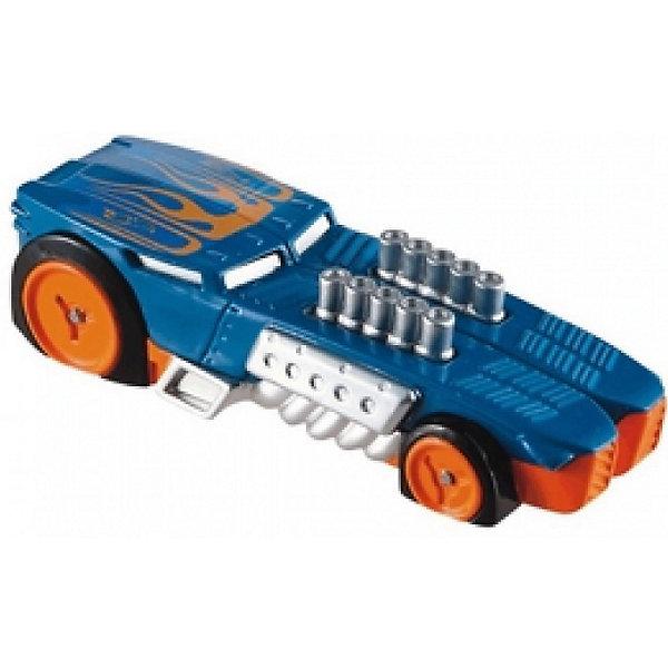 Машинка Разделяющиеся гонщики, Hot WheelsИгрушки<br>Машинки Разделяющиеся гонщики, Hot Wheels, станут прекрасным подарком для всех юных любителей автогонок. Каждая машинка обладают уникальной способностью разделяться пополам и снова собираться вместе. Встроенный в машинку магнит позволяет ей разделиться на две половины, а потом соединиться с половиной любой другой машинки из серии Split Speeders. Таким образом, Вы сможете создавать невероятные комбинации, сочетая машинки с разным дизайном и оформлением - классические, звериные, гоночные. Специальная трасса для машинок Split Speeders (продается отдельно!) разделяет и собирает машинки во время гонки. Игрушка не подходит для использования с некоторыми наборами Hot Wheels.<br><br>Дополнительная информация:<br><br>- В комплекте: 1 машинка. <br>- Материал: пластик.<br>- Размер машинки: 9 х 3 см.<br>- Размер упаковки: 24 x 12,5 x 3 см. <br>- Вес: 100 гр.<br><br>Машинку Разделяющиеся гонщики, Hot Wheels, можно купить в нашем интернет-магазине.<br><br>Ширина мм: 241<br>Глубина мм: 129<br>Высота мм: 30<br>Вес г: 89<br>Возраст от месяцев: 48<br>Возраст до месяцев: 84<br>Пол: Мужской<br>Возраст: Детский<br>SKU: 4755205