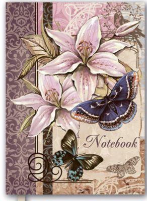 Феникс+ Записная книжка Бабочки