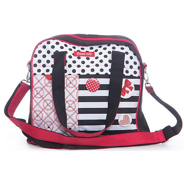 Сумка Модный стиль Феникс+,Детские сумки<br>Сумка д/девочек  МОДНЫЙ СТИЛЬ (31х29х10см, полиэстер, метал.клепки, фигурные собачки, цветные значки, ручки, регулир. плечевой ремень, карманы)<br><br>Ширина мм: 310<br>Глубина мм: 290<br>Высота мм: 100<br>Вес г: 330<br>Возраст от месяцев: 72<br>Возраст до месяцев: 120<br>Пол: Женский<br>Возраст: Детский<br>SKU: 4756057